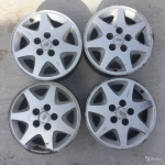 Диски литые R15 6Jx15 5x114.3 Ford