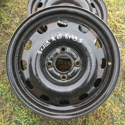 Диски Ford R15 4x108