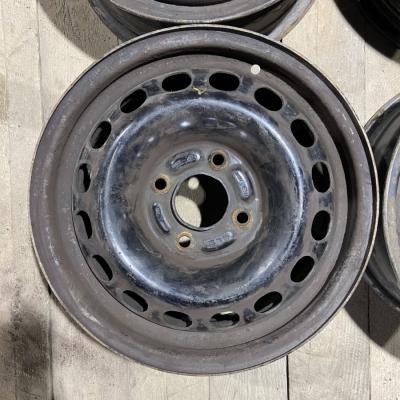 Железные диски 4x114.3 R15