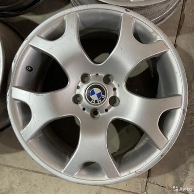 Разноширокие диски BMW 5x120 R19