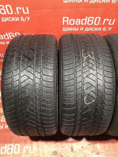 Разноширокие Pirelli RunFlat 285/45 - 255/50 R19