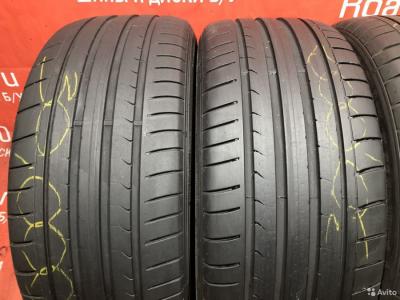 Dunlop SP SportMaxx GT 275/30 - 245/35 R20