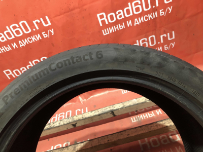 275/40 R21 Continental PremiumContact 6
