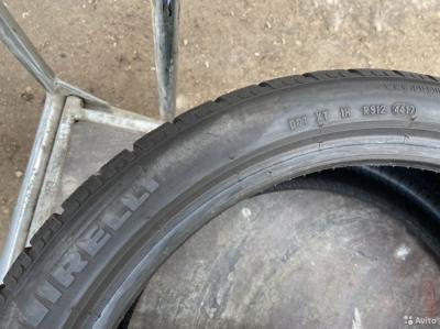 Разноширокие Pirelli 285/35 R20 - 255/40 R20