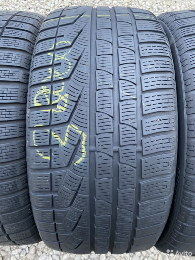 Разноширокие Pirelli SottoZero 295/30 - 265/35/20