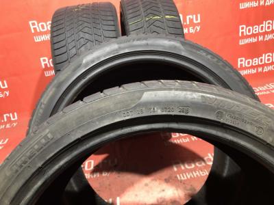 Разноширокие 285/35 - 245/40 R20 Pirelli Winter S3