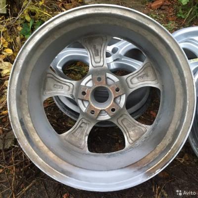 Литые диски ATS R19 5x120
