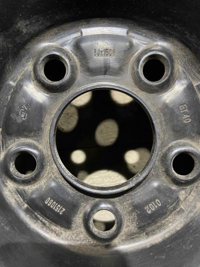 Диски железные R15 5x114.3