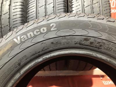 215/65 R16C Continental Vanco 2