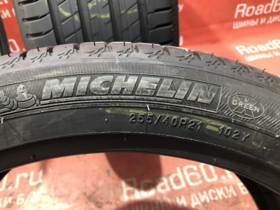 255/40 R21 Michelin LatitudeSport3