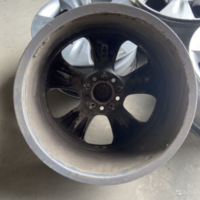 Разноширокие диски R19 5x120