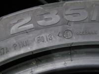 Шины летние Continental 4x4 Contact 235/55 R17