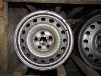 Диски железные R16 5x112 ET 53 Silver