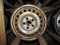 Диски железные R15 5x112 ET55 Silver