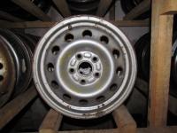 Диски железные R15 5x112 ET45 Silver