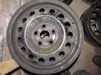 Диски железные R16 5x114 ET53 Black