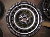 Диски железные R16 5x112 ET-42 Black