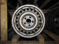 Диски железные R15 5x108 ET52 Silver