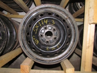 Диски железные R16 5x114 Black