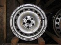 Диски железные R15 5x112 ET47 Silver