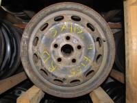 Диски железные R15 5x112 ET-55 Black