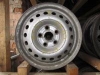 Диски железные R15 5x112 ET-55 Silver