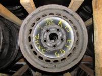 Диски железные R15 5x112 ET45 Black