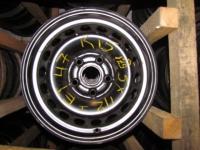 Диски железные R15 5x112 ET47 Black