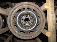Диски железные R15 5x112 ET33 Black