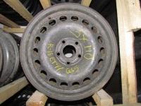 Диски железные R16 5x110 ET41 Black