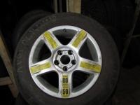 Докатка R16 AUDI 6.5x16 5x112 ET16 шины 205/70 R16 Vredestein