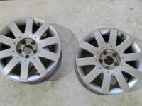 Диски литые 7x17 5x114.3 ET45 Nissan