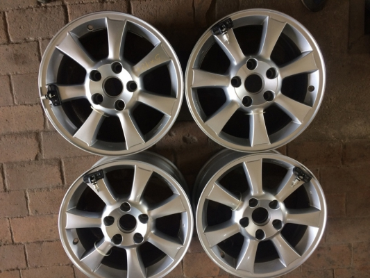 Диски литые BBS  Chrysler R17 5*127.3 (7.5J*17CH) ET 50.8